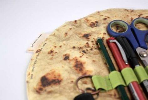 Tortillával és fagylalttal az iskolába – A nap képe