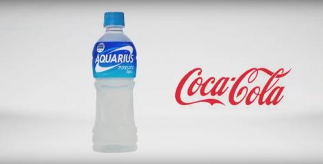Itt a Coca-Cola saját ásványvize