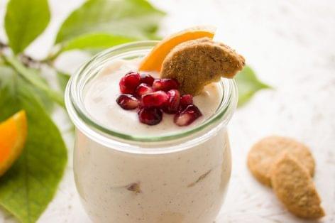 Laktózmentes, vegán joghurt a Coop polcain