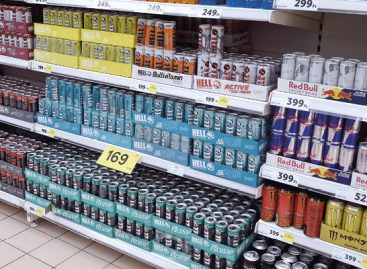 Magazine: Energy drinks are going in a more natural direction
