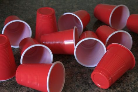 Budweiser Unveils New Football Pitch Made From Recycled Plastic Cups