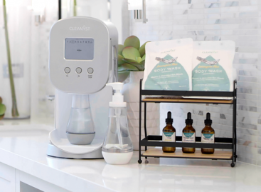 Reducing plastic by 80 percent: Cleanyst launches at-home reusable products system