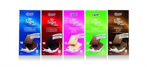 Ízesített, hozzáadott cukor nélküli csokoládé az ALDI-ban