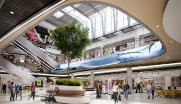 Mérföldkőhöz ért az Etele Plaza és a Budapest ONE fejlesztése