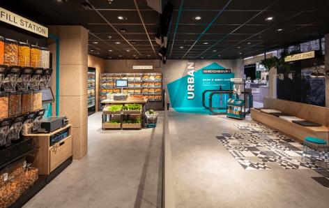 Wanzl üzletkoncepciók-sorozat 1. rész: Urban Store