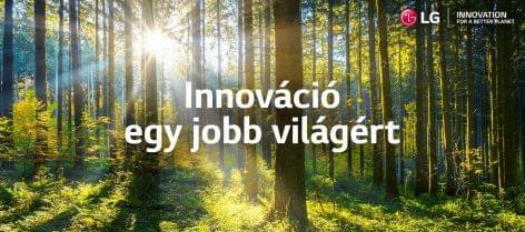 Az LG 2030-ig megvalósítja a teljes karbonsemlegességet