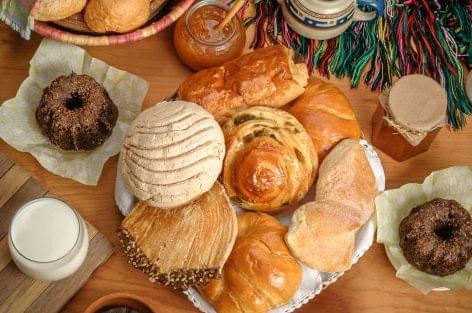 Sütemény-reggeli – A nap képe