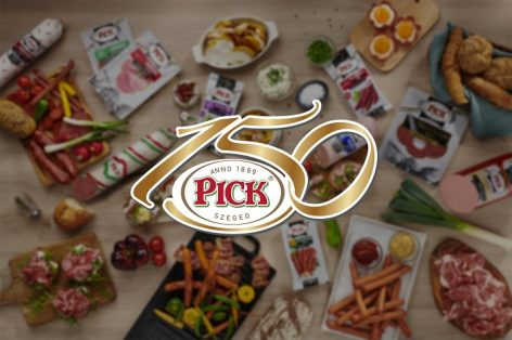 A spectacular flavors in the campaign of the 150-year-old PICK