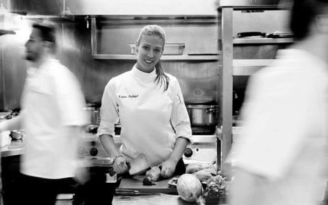 S.Pellegrino Young Chef: Palágyi Eszter is zsűrizik a fiatal szakácsok nemzetközi versenyén