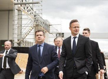 Négymilliárdból készülhet el a Várda Meat Kft új üzeme