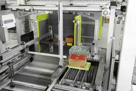 WITRON Realises Automated Frozen Food Logistics Centre For Mercadona