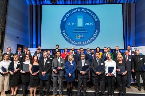 Újabb elismerés az ALDI Magyarország humánpolitikai tevékenységének