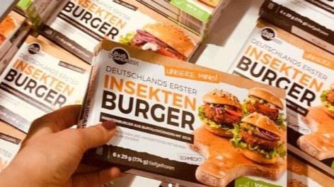 Rovarburger: éljen az alternatív fehérje?