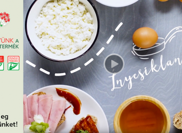The Hungarian Product is promoted with an advertising film