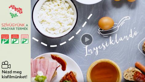 Reklámfilmmel népszerűsítik a Magyar Terméket