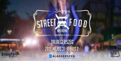 Art and culinary festival in Zalaegerszeg