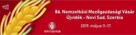 Magyar cégek mutatkoznak be az újvidéki mezőgazdasági vásáron