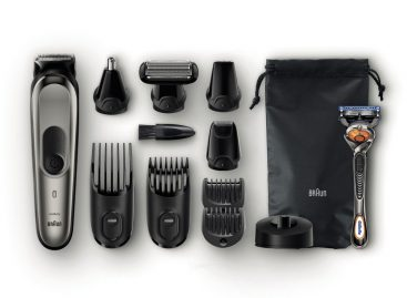 Braun MGK7020 Multifunctional body hair care for men