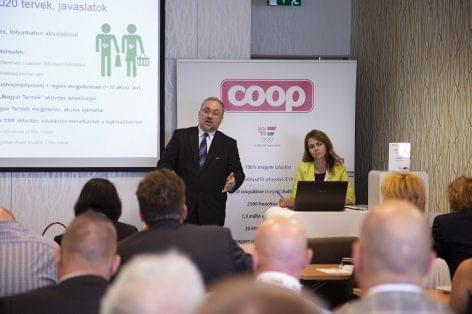A Coop elkötelezett a magyar termékek iránt