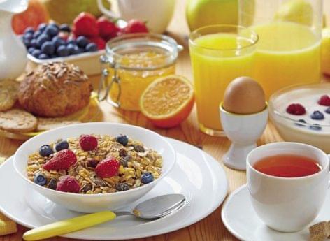 Túl gyorsan reggelizünk