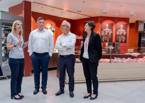 A magyar termelőket segíti az Auchan
