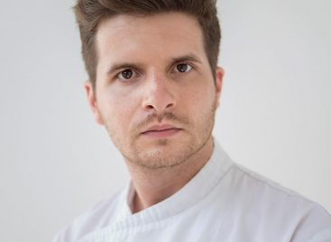 Koppány Levente, a Salon étterem sous chef-je is bejutott a regionális döntőbe a 2020-as S.Pellegrino Young Chef versenyen