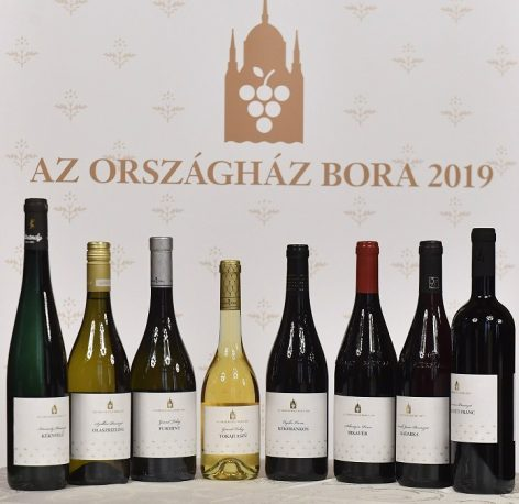 The wines of the Parliament were chosen for the third time