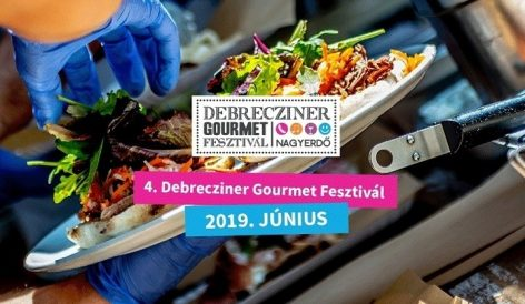 More than forty-five exhibitors at this year's Debrecziner Gourmet Festival