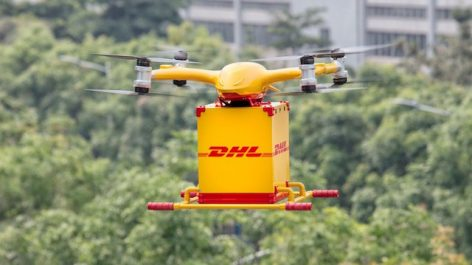DHL China to start drone deliveries