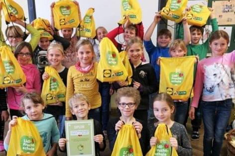 Meghosszabbította iskolásoknak szánt táplálkozási programját a Lidl Németország