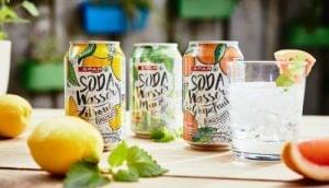 Spar Austria Launches Sugar-Free Soda Water