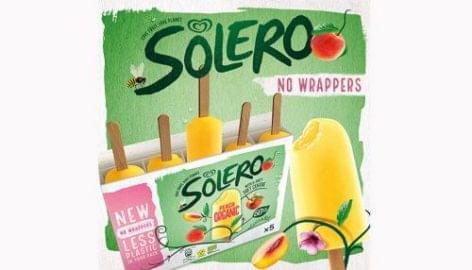 Unilever: itt vannak az első csomagolásmentes multipack jégkrémek