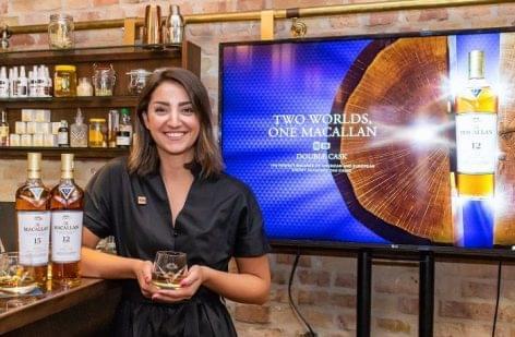 A világ egyik legexkluzívabb whiskyjének nagykövete Magyarországon járt