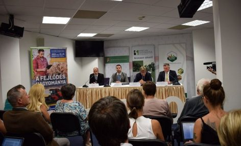 The organizers of the Farmers' Days in  Bábolnai are preparing with high-quality programs again