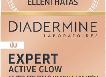 Diadermine Expert Active Glow termékcsalád