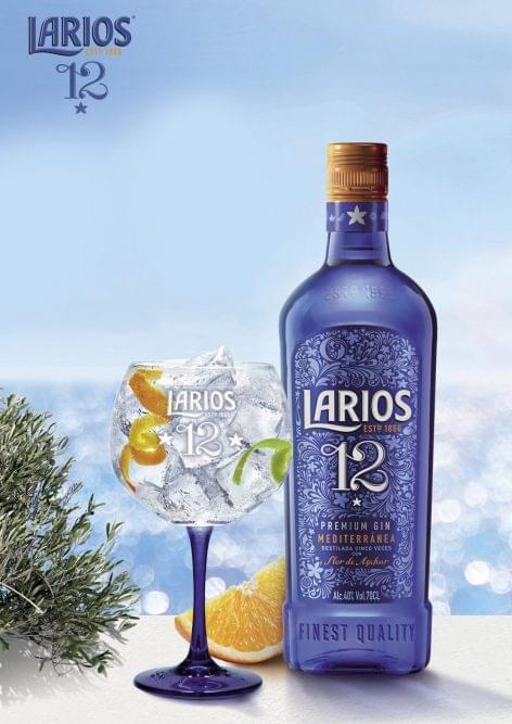 A Larios gin