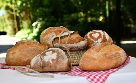 The best breads of Hungary were selected