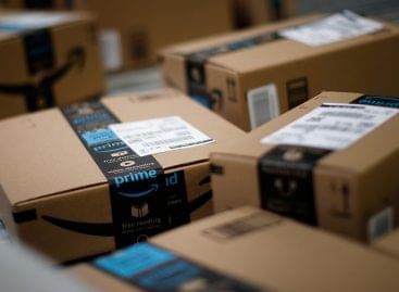 Amazon: átveszik az uralmat a robotok?