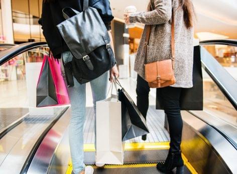 Áprilisban 8,5%-ot nőtt a kiskereskedelem