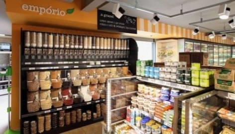 """""""Egészséges"""" szupermarket nyílt Brazíliában"""