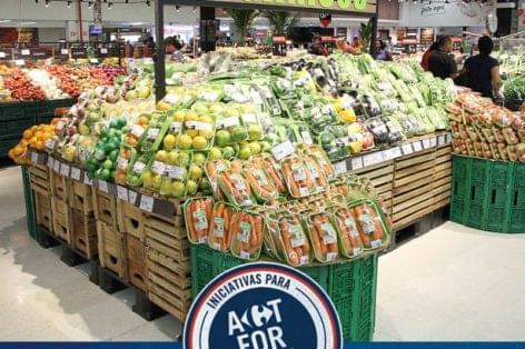 Újrahasznosítható csomagolást használ a Carrefour Brazília