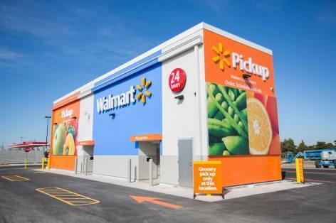 Önkiszolgáló zöldséges felvevőpontot tesztel a Walmart