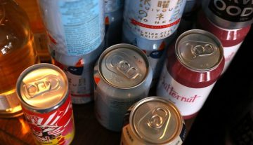 Canned wine is becoming more and more popular