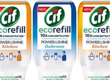 Újratöltős megoldás az Unilevertől