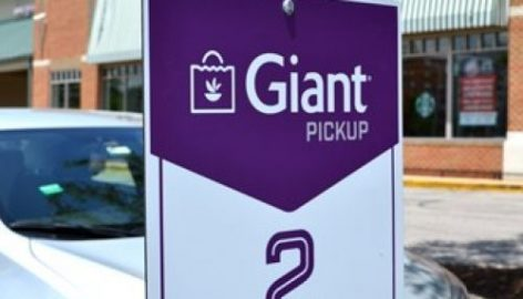 Giant Food Rolls Out Grocery Pick-Up Service In The US