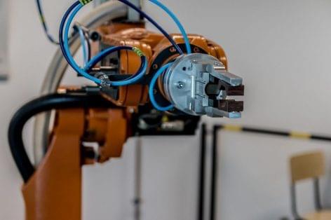 Robot munkatárs aDecathlonnál