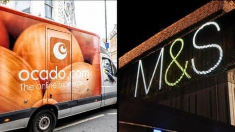 Megduplázná élelmiszerforgalmát a Marks & Spencer
