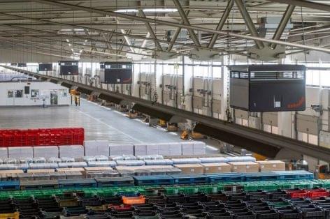 Magyarországon egyedülálló légszűrőt telepített raktárába az ALDI