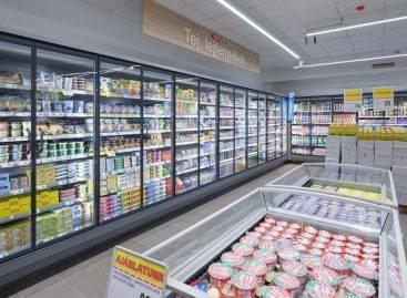 Több mint egymilliárd forintból újult meg Alsópáhokon és Őrmezőn egy-egy SPAR szupermarket