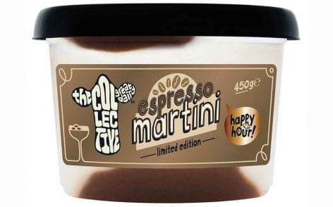 Espresso martinis joghurt a The Collective-től